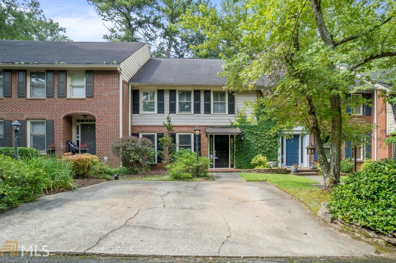 1331 E Rock Springs Rd, Atlanta, GA 30306 - MLS#: 8860216