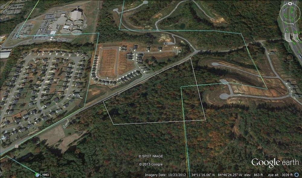 0 Center Rd, Cartersville, GA 30121 - MLS#: 8019220