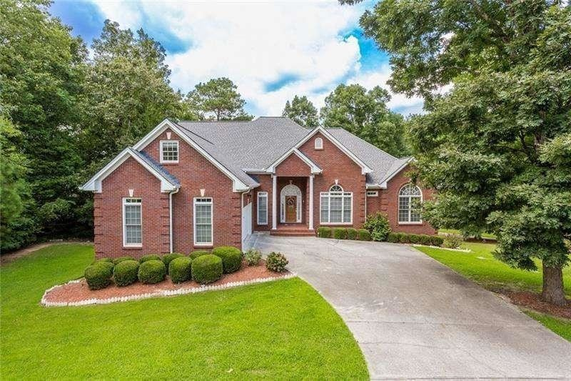 345 Helens Manor Drive, Lawrenceville, GA 30045 - #: 9039221