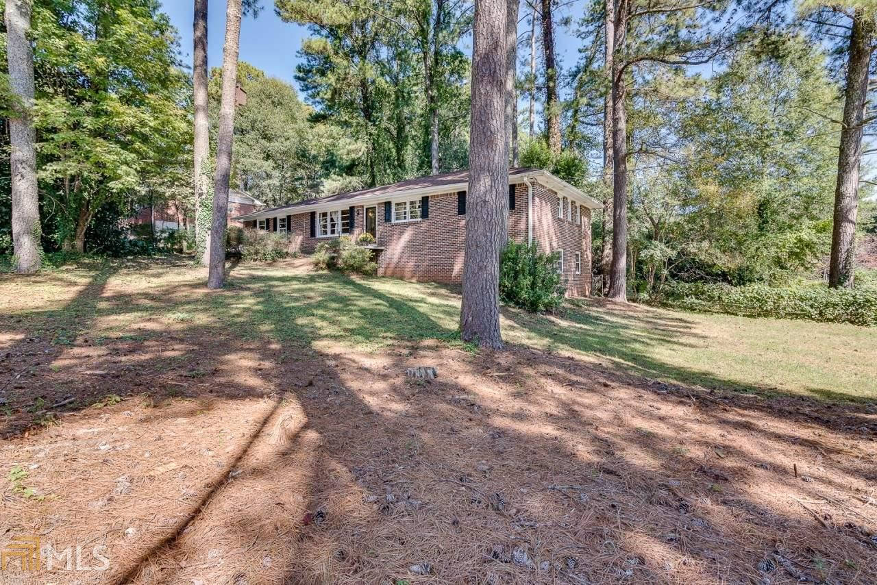 2852 Concord Dr, Decatur, GA 30033 - MLS#: 8874223