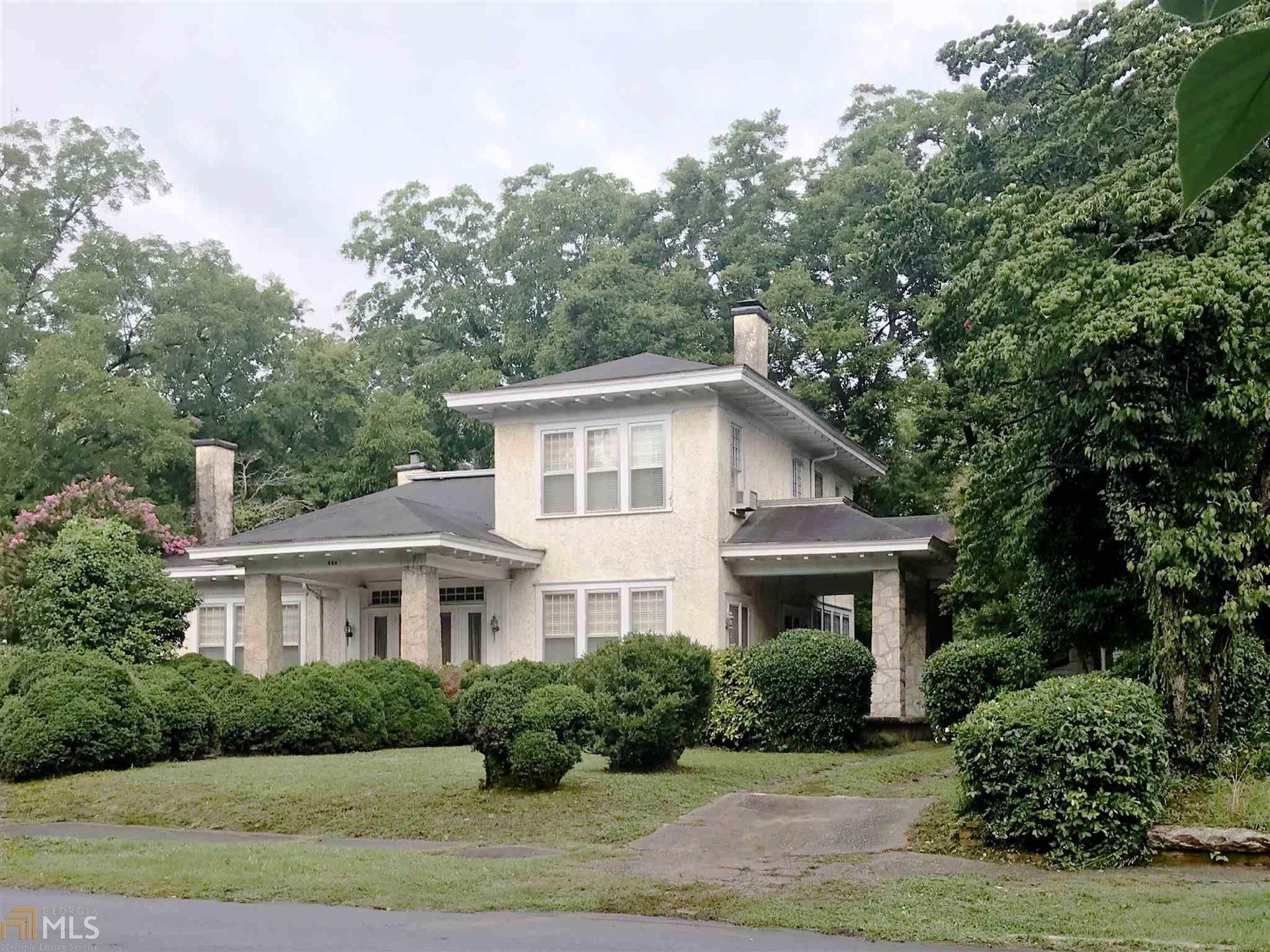 509 College St, Monticello, GA 31064 - #: 8811229