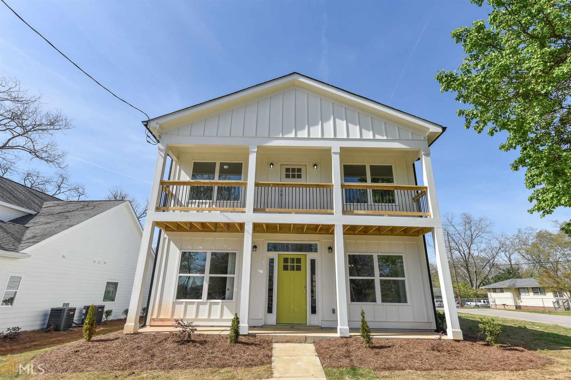 387 Rear First St, Athens, GA 30601 - #: 8758234