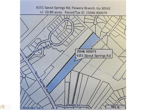 Photo of 6151 Spout Springs, Flowery Branch, GA 30542 (MLS # 7205235)