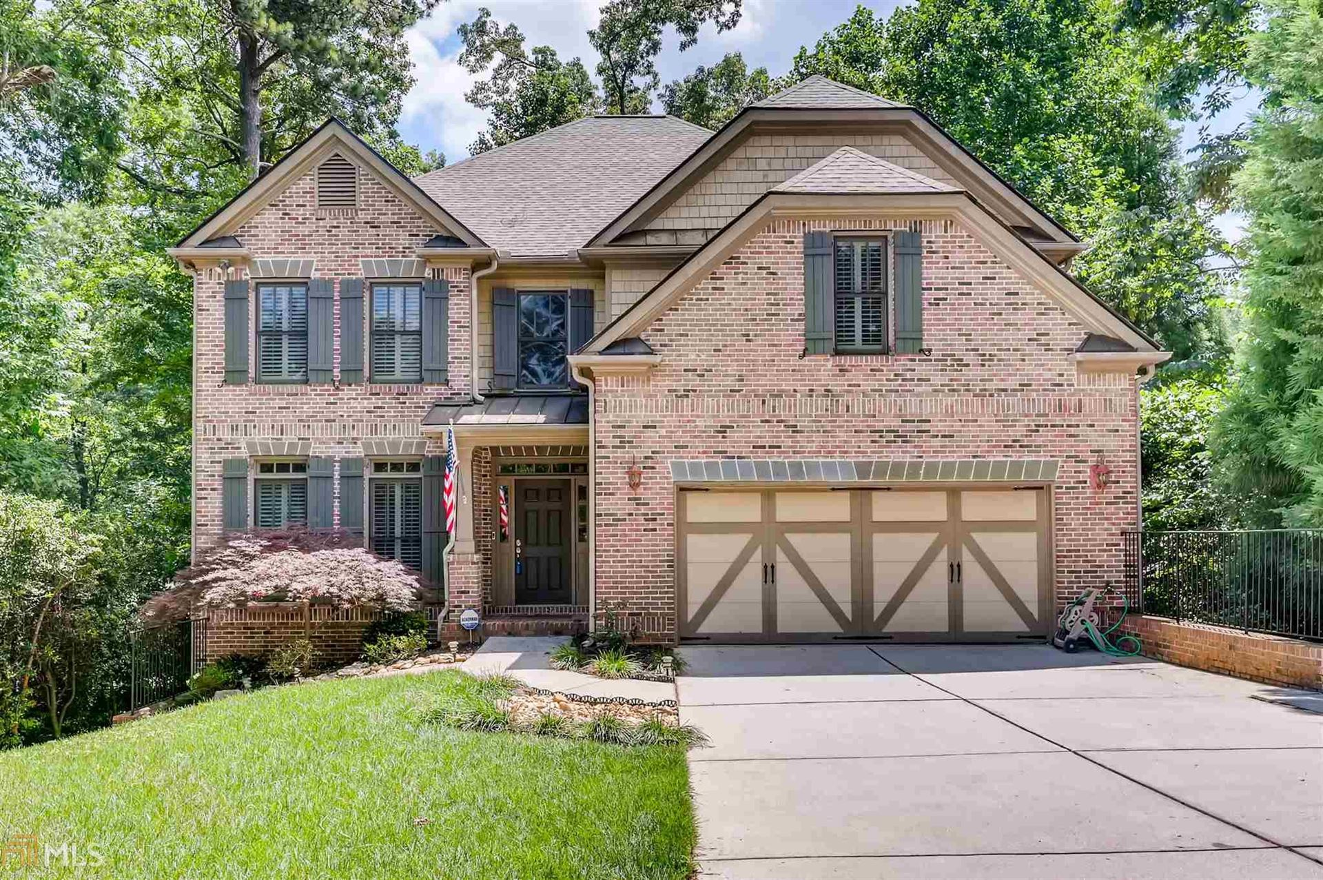 1917 Oak Grove Rd, Atlanta, GA 30345 - #: 8815235