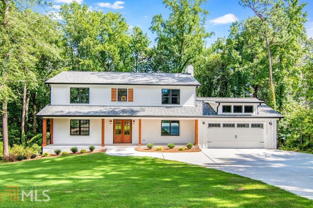 1575 Harts Mill Road NE, Atlanta, GA 30319 - MLS#: 8823241