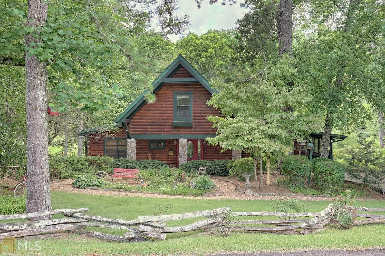 214 Darnell Creek Rd, Rabun Gap, GA 30568 - MLS#: 8837262