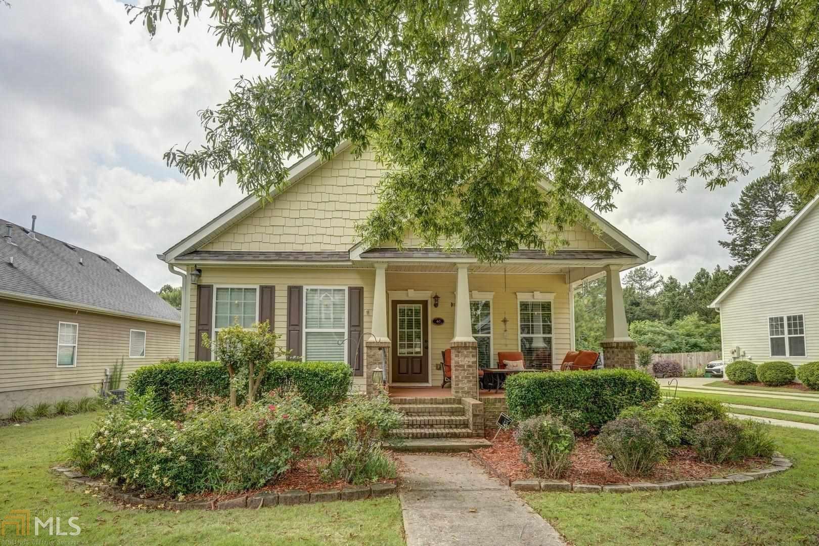 40 Orchard Drive, Covington, GA 30014 - #: 9003262