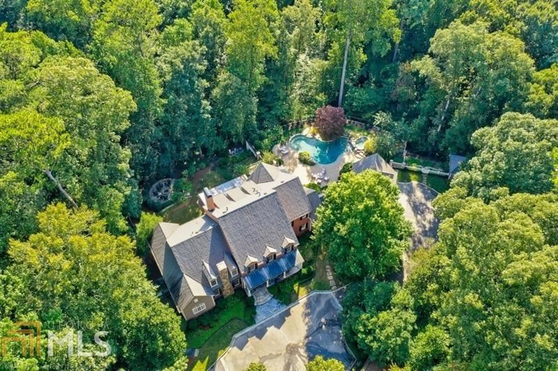 4460 Jett Rd, Atlanta, GA 30327 - MLS#: 8912263