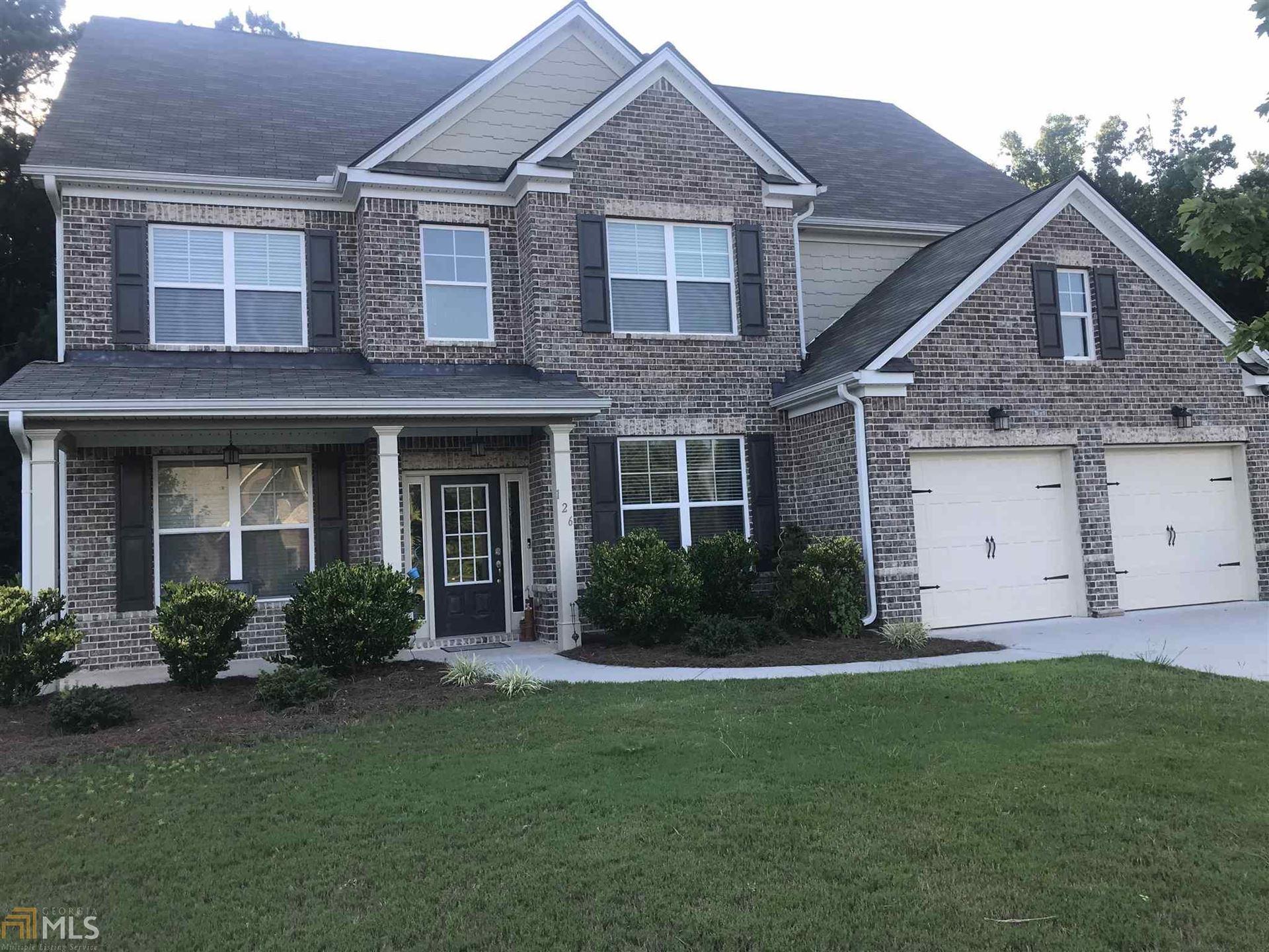 126 Oakleigh Pointe Dr, Dallas, GA 30157 - #: 8841264