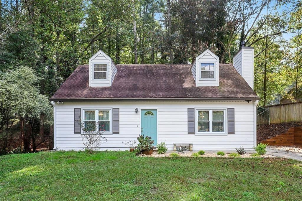1901 Merry Oak Court SW, Marietta, GA 30008 - #: 9067267