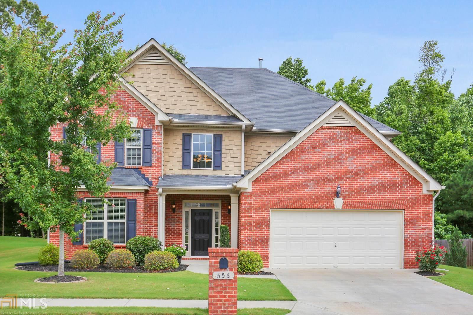 656 Arbor Ridge, Loganville, GA 30052 - #: 8810270