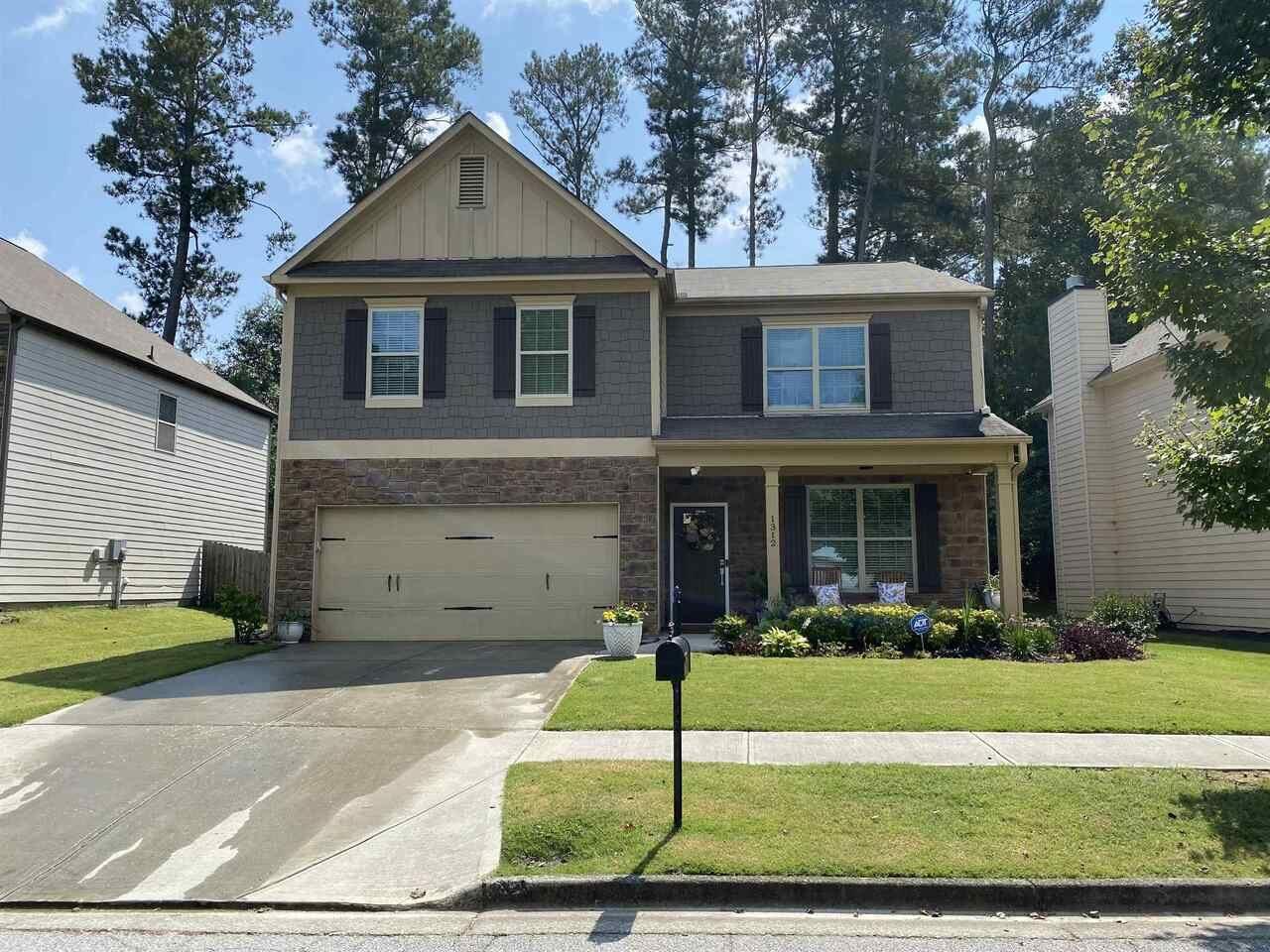 1312 Thomas Daniel Way, Lawrenceville, GA 30045 - #: 9052286