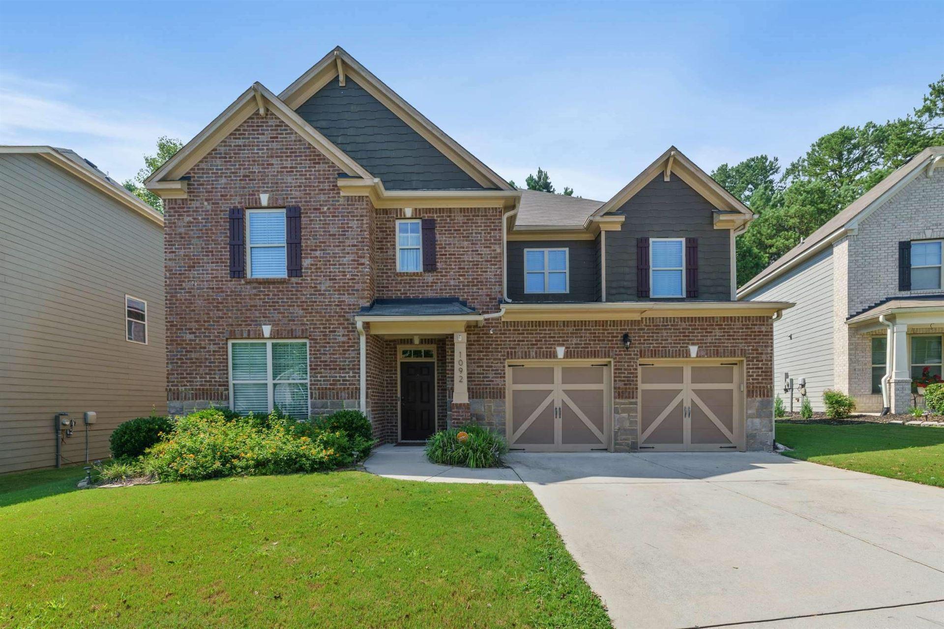 1092 Park Hollow Ln, Lawrenceville, GA 30043 - #: 8844289