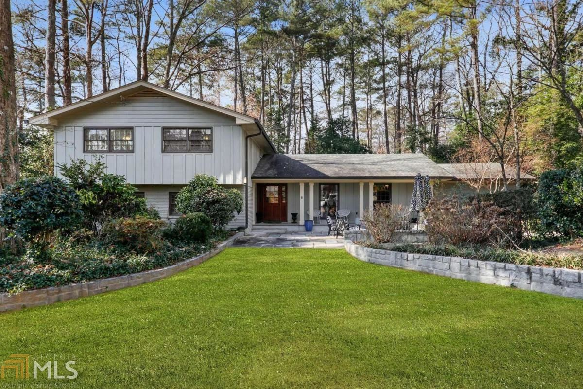 4536 E Kings Point Cir, Dunwoody, GA 30338 - MLS#: 8909291