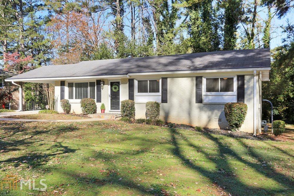 2516 Asbury Ct, Decatur, GA 30033 - #: 8892294