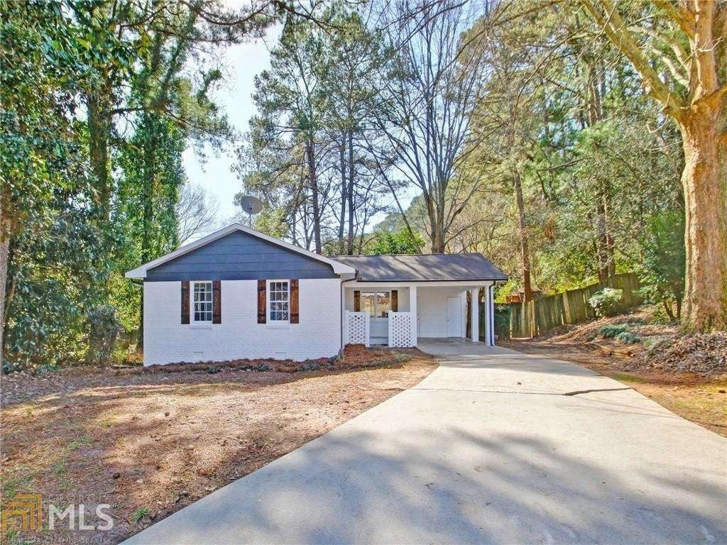 2419 Wood Valley Dr, Morrow, GA 30260 - #: 8914294