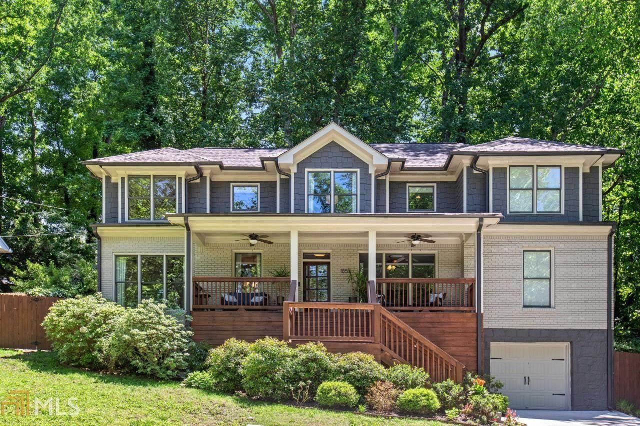 1851 Fern Creek Ln, Atlanta, GA 30329 - MLS#: 8974295