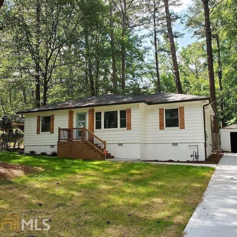 1861 Campbellton Rd, Atlanta, GA 30311 - MLS#: 8869300