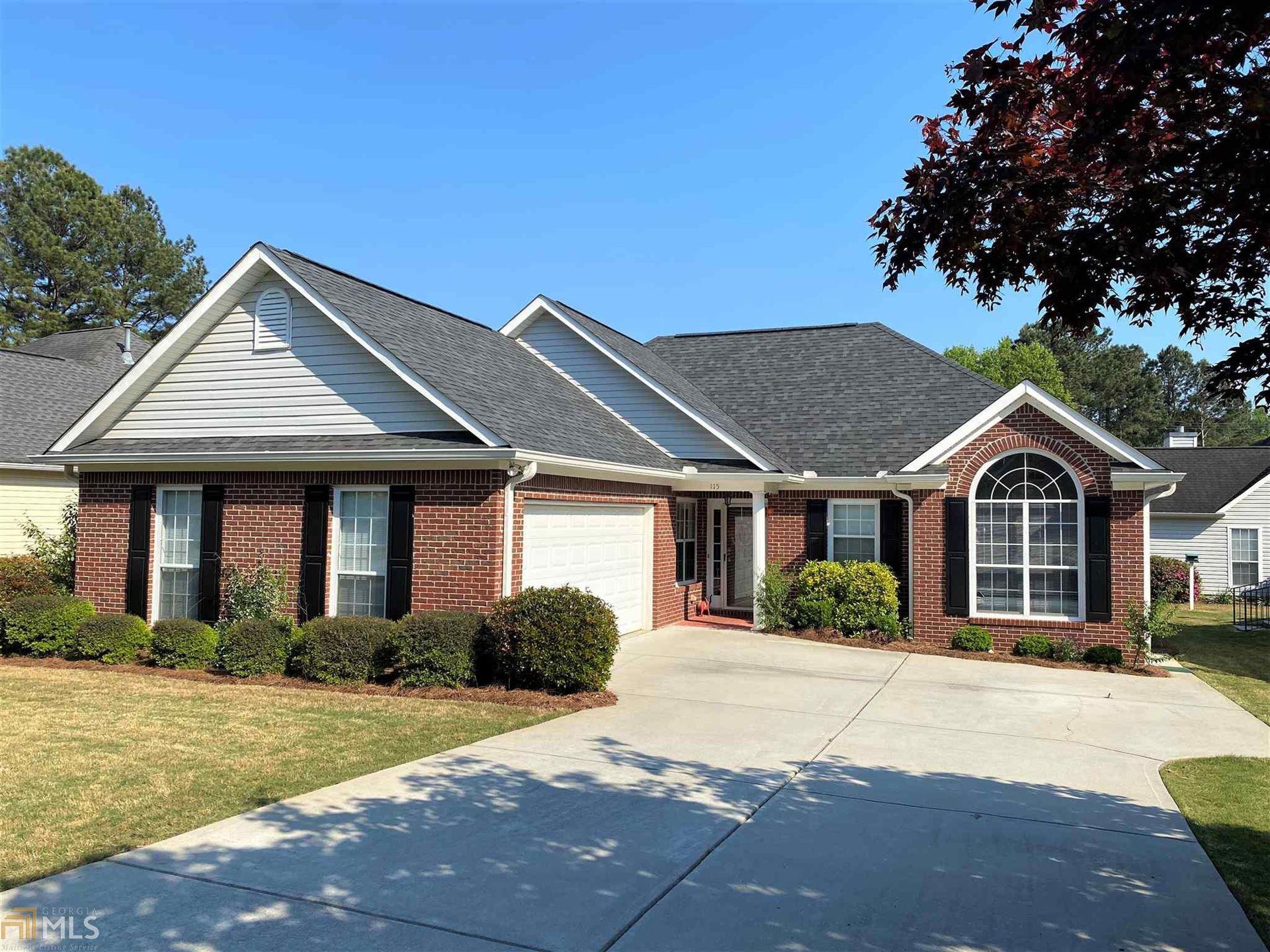 115 Eastfield Ct, Fayetteville, GA 30215 - #: 8964303