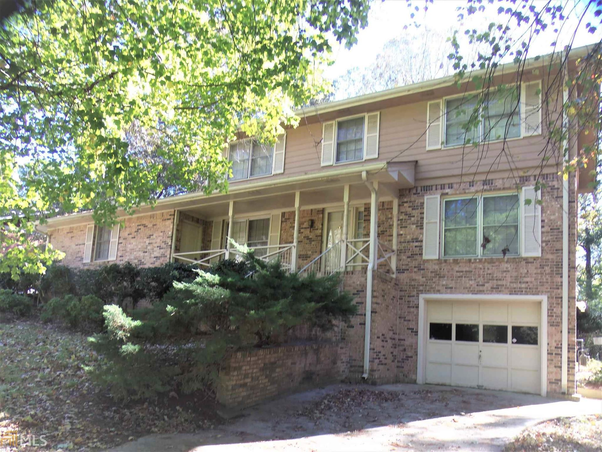 5282 N Pounds Dr, Stone Mountain, GA 30087 - #: 8881311