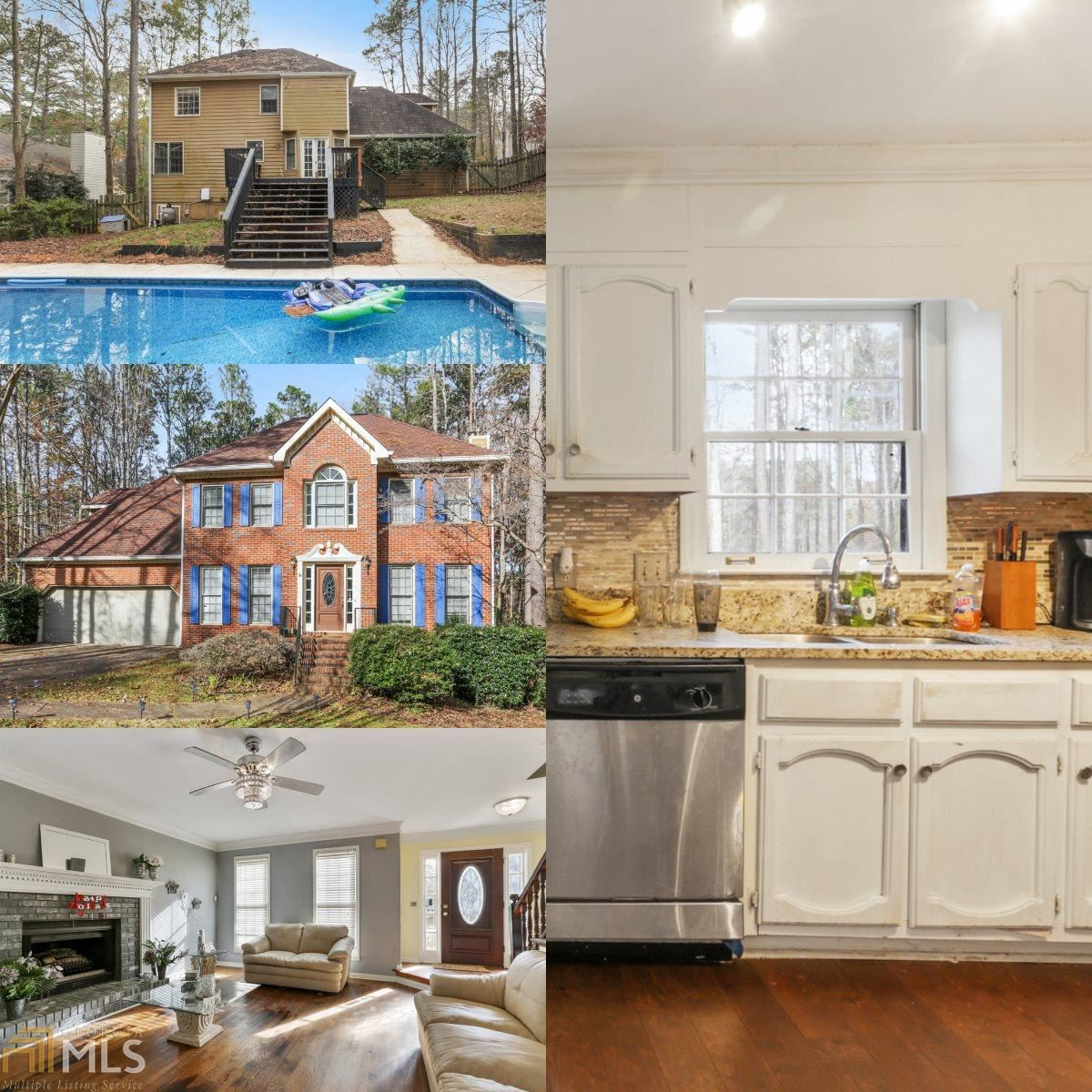 1799 Milford Creek Cts, Marietta, GA 30008 - MLS#: 8895312
