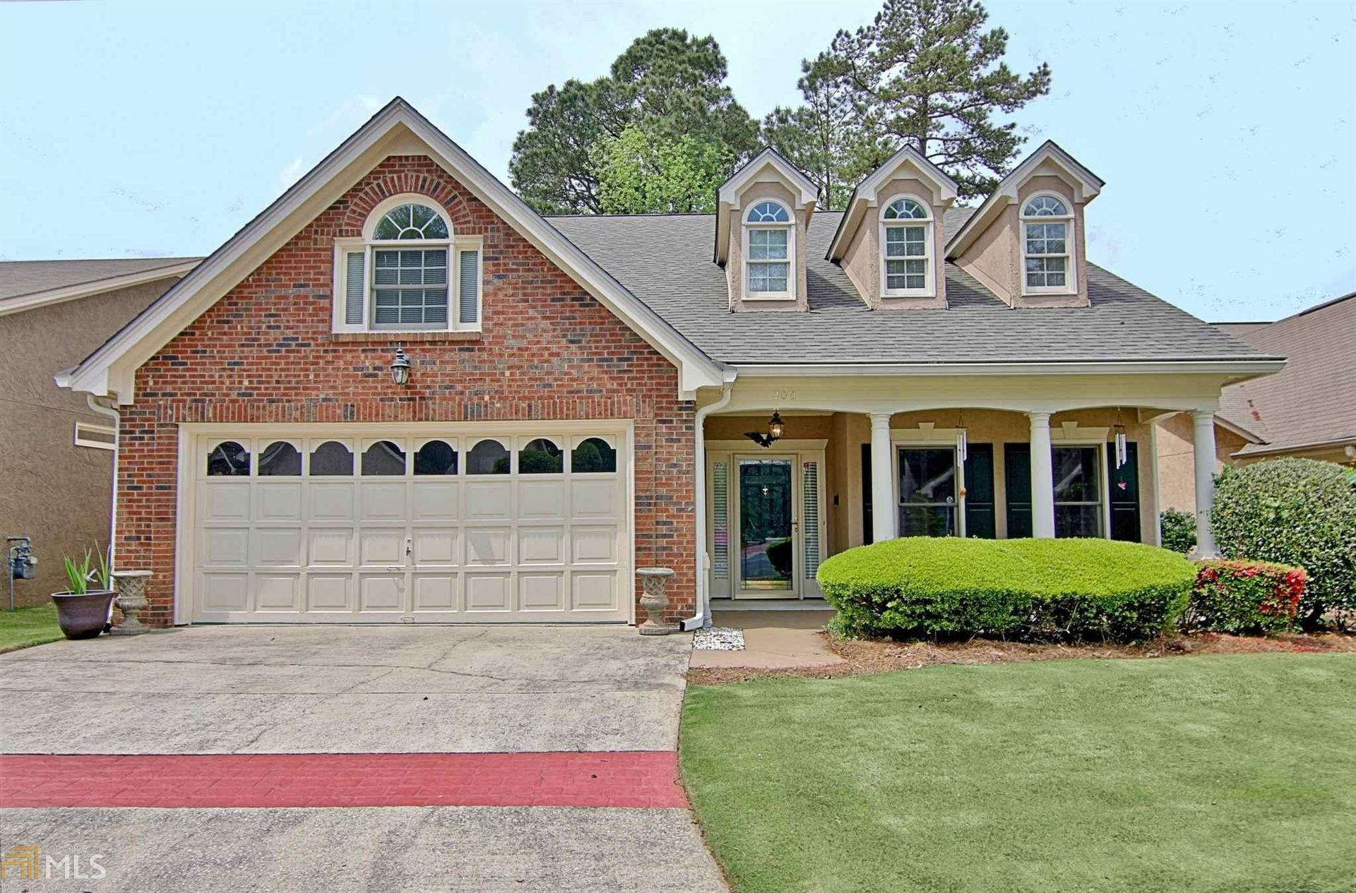 200 Masters Dr S, Peachtree City, GA 30269 - #: 8845313