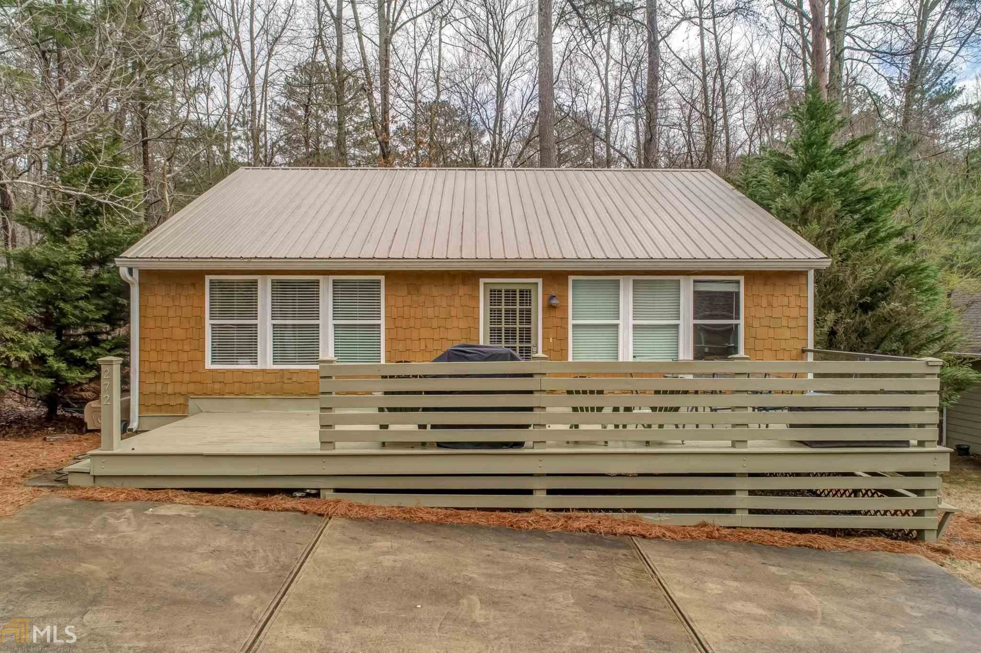 272 Lakeside Dr, Waleska, GA 30183 - MLS#: 8753319