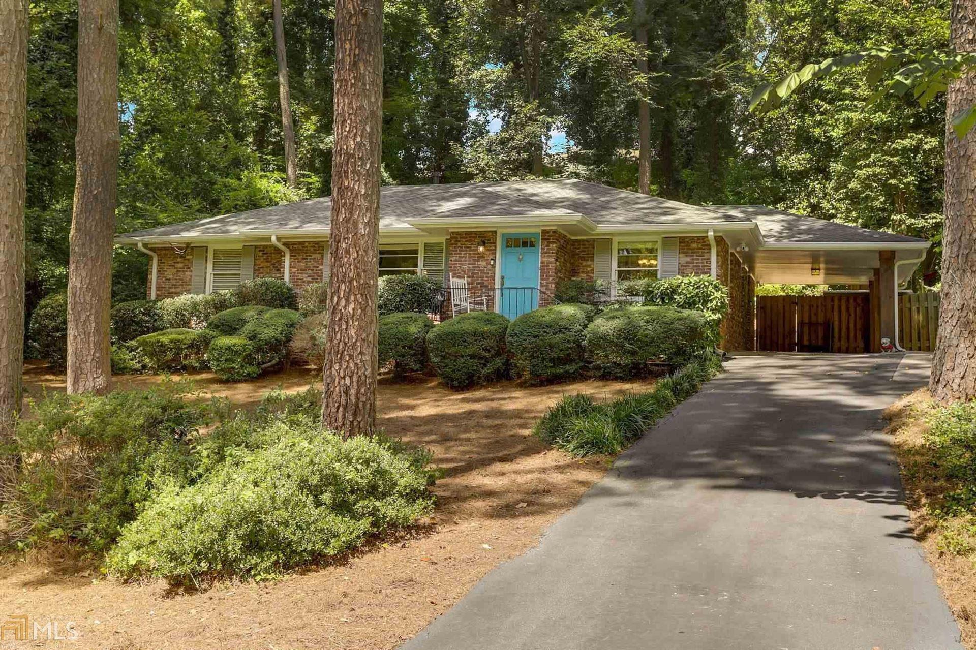 1759 Rosalind Dr, Atlanta, GA 30329 - #: 8827319