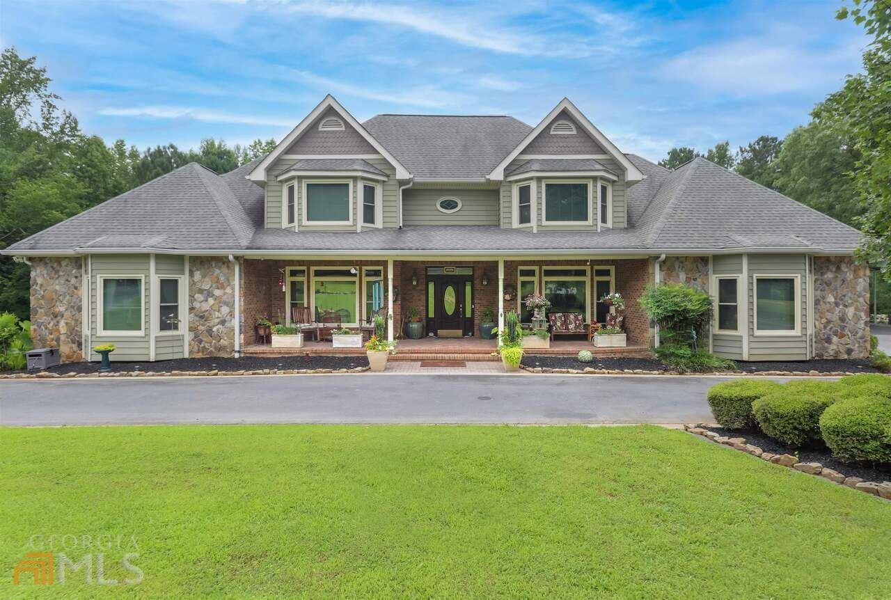 123 Oak Ridge Trail, Fayetteville, GA 30214 - #: 9043319