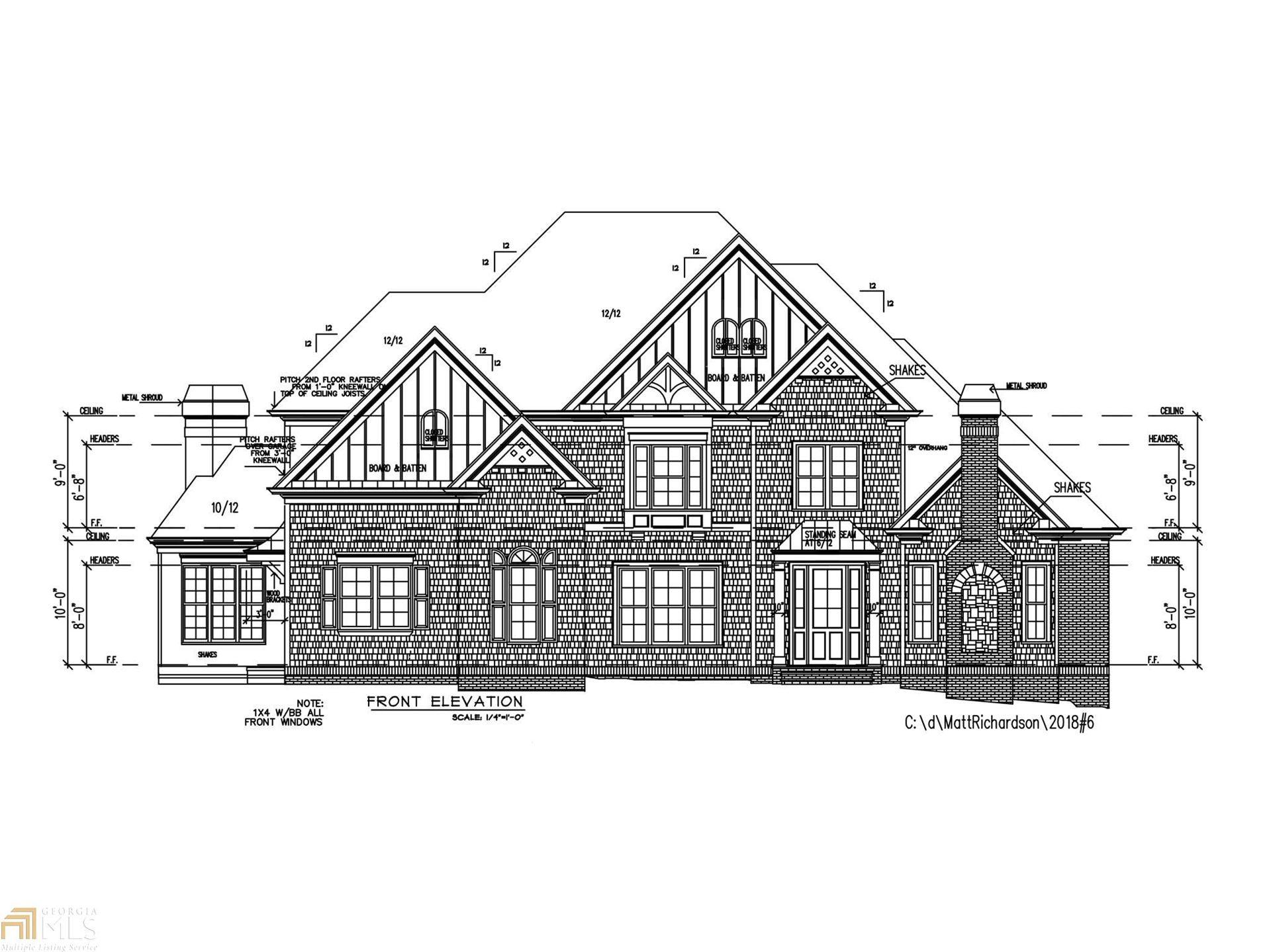 1908 Spartan Estates Dr, Athens, GA 30606 - MLS#: 8658321