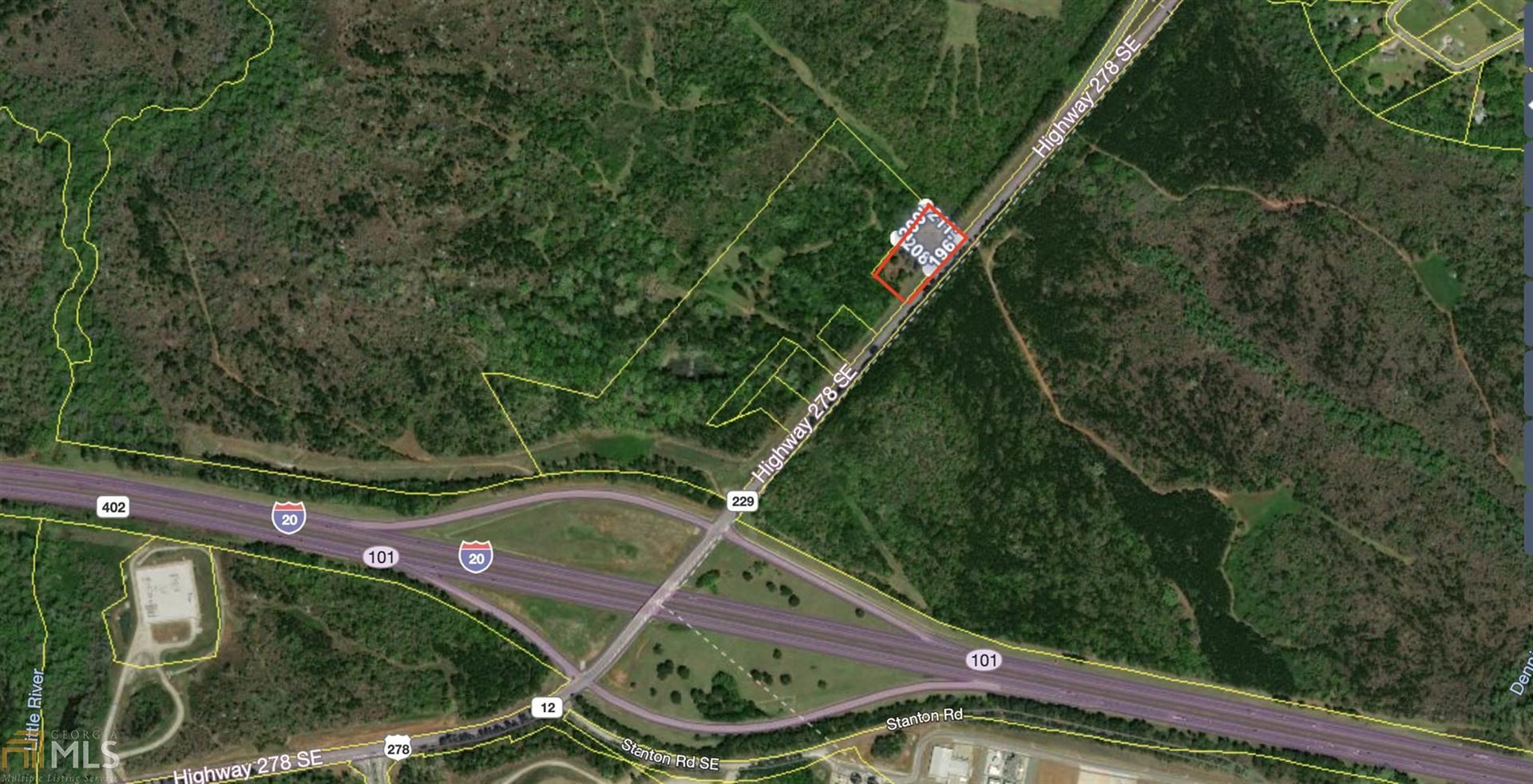 Photo of 0 Us Highway 278, Social Circle, GA 30025 (MLS # 8932321)
