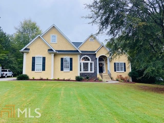 136 King Richard Dr, Griffin, GA 30223 - #: 8859322