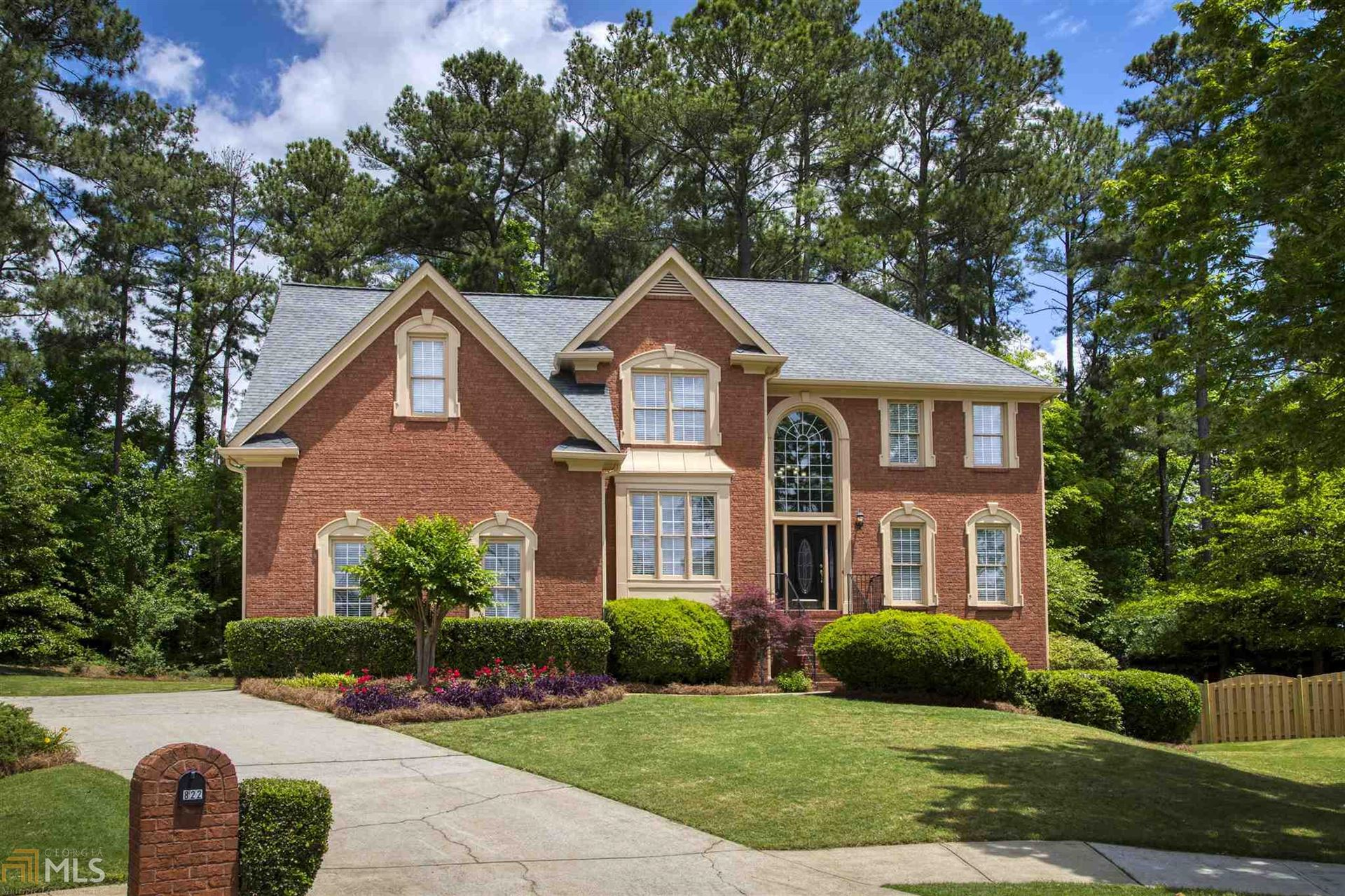 822 Forest Path Ln, Alpharetta, GA 30022 - #: 8744324