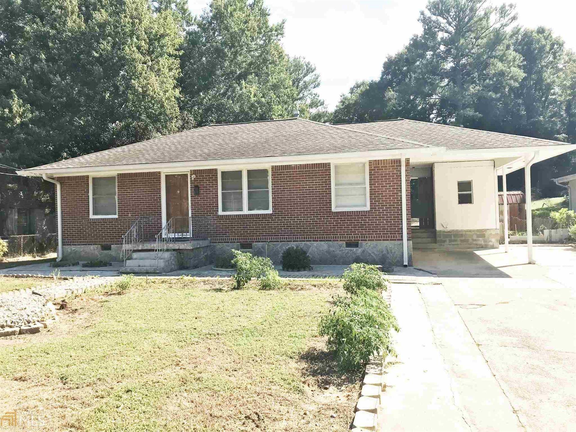 819 Pine Valley Dr, Forest Park, GA 30297 - #: 8861325