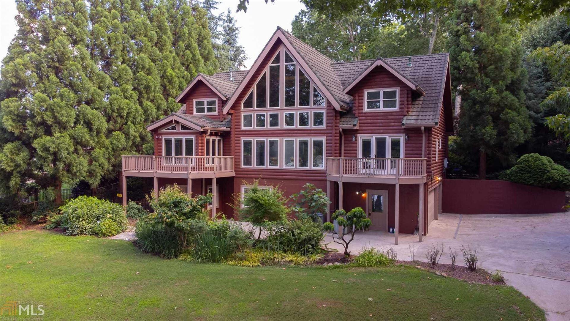 6205 Lake Lanier Heights Rd, Buford, GA 30518 - #: 8881325
