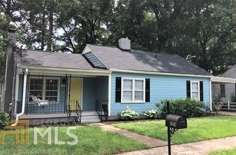 1216 E Forrest Ave, East Point, GA 30344 - #: 8777326