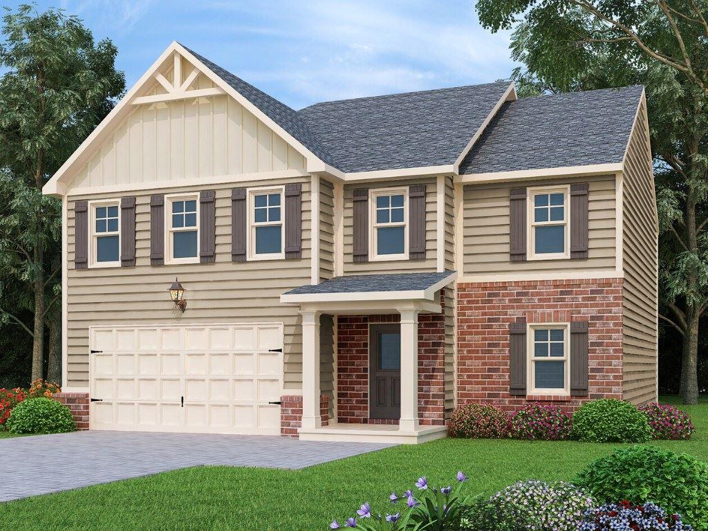 2205 Gateway Trl, Ellenwood, GA 30294 - #: 8887328