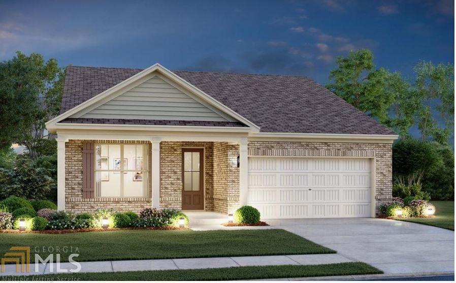 1638 Auburn Ridge Way, Dacula, GA 30019 - MLS#: 8875330