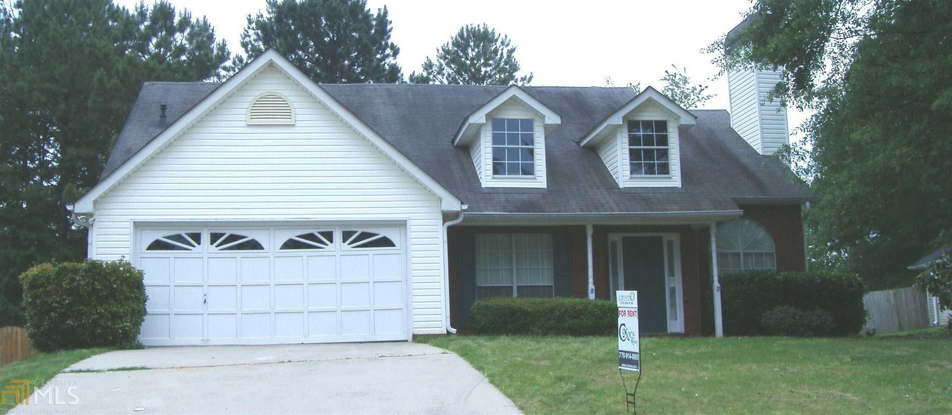 406 Old Ivy Path, McDonough, GA 30253 - #: 8928333