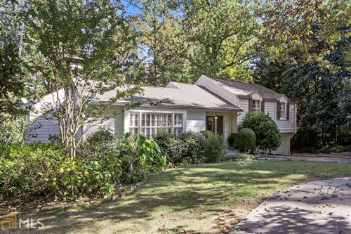 Photo of 3833 Lake Forrest Dr, Atlanta, GA 30342 (MLS # 8877336)