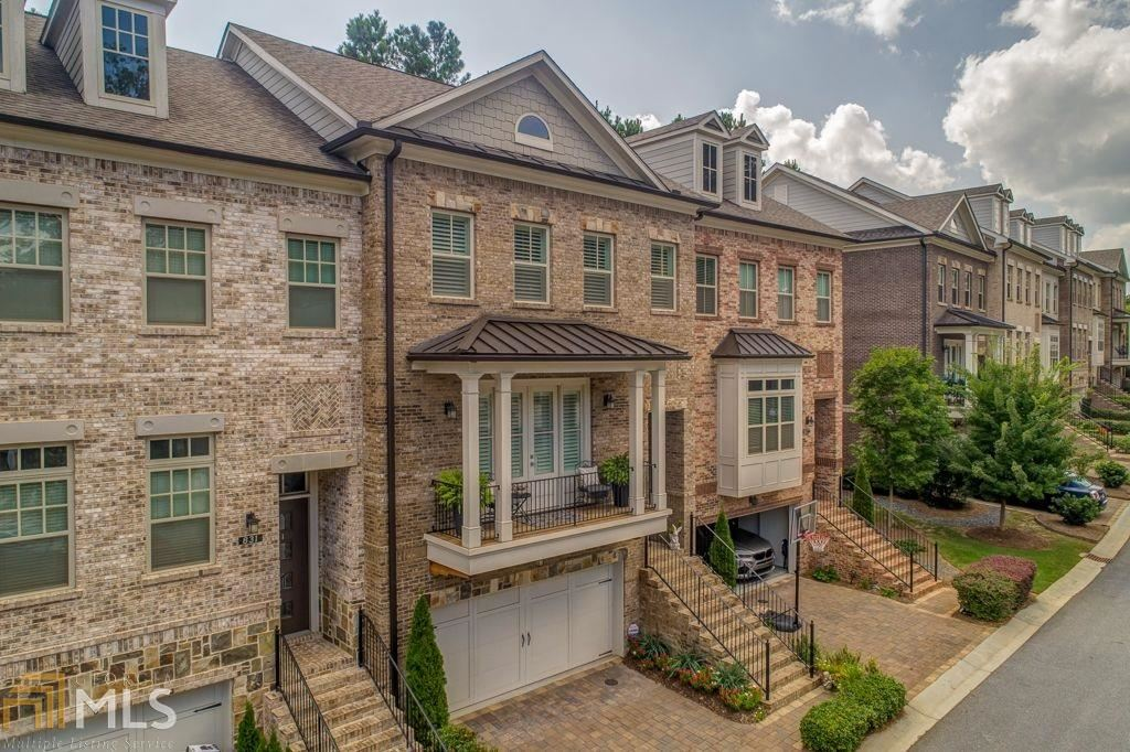829 Canterbury Overlook, Atlanta, GA 30324 - MLS#: 8853338