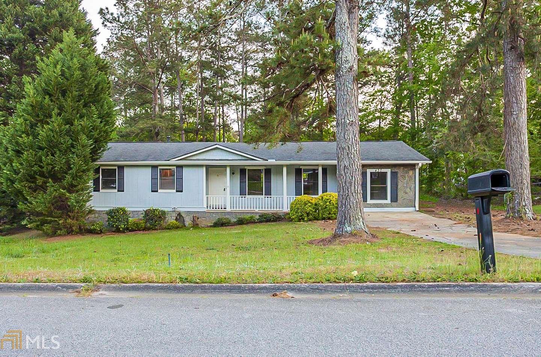 437 Birch, Conyers, GA 30094 - #: 8967339