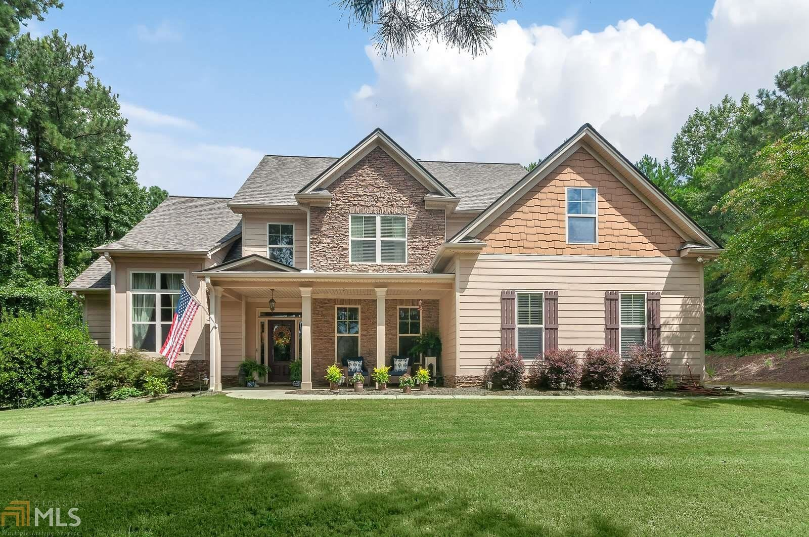81 Timbercreek Estates Dr, Sharpsburg, GA 30277 - MLS#: 8847345