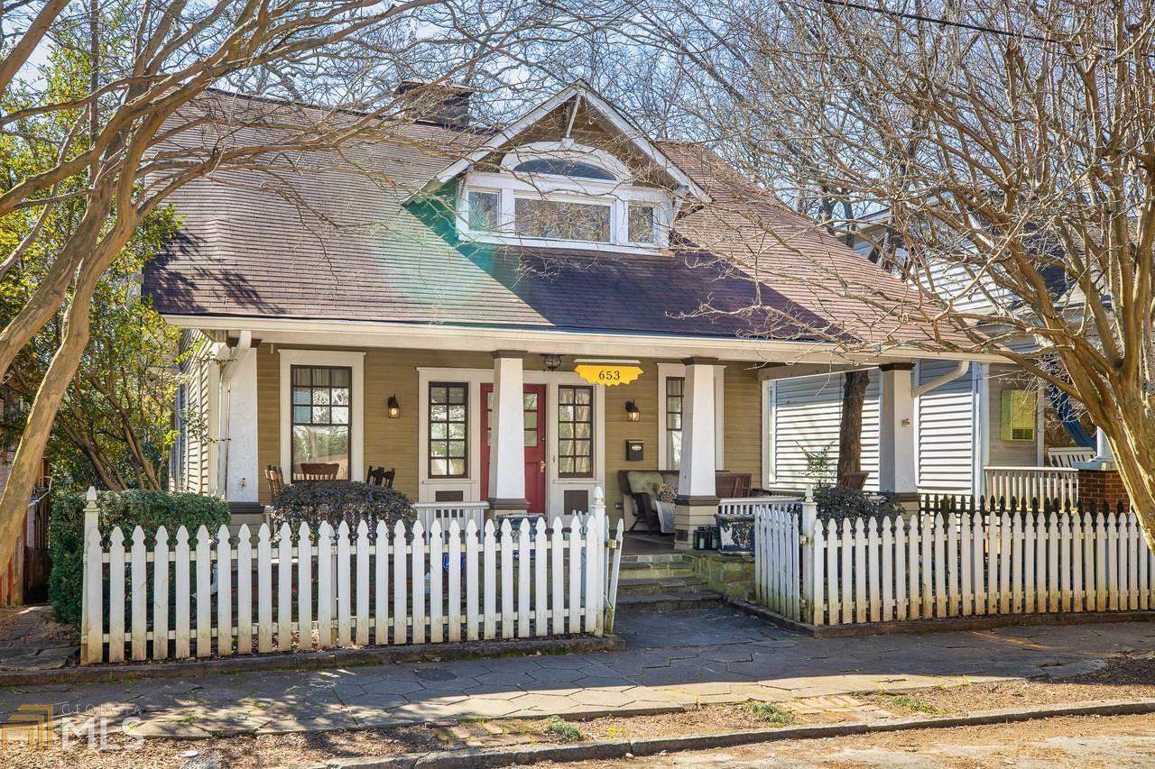 653 SE Rosalia Street, Atlanta, GA 30312 - MLS#: 8935350