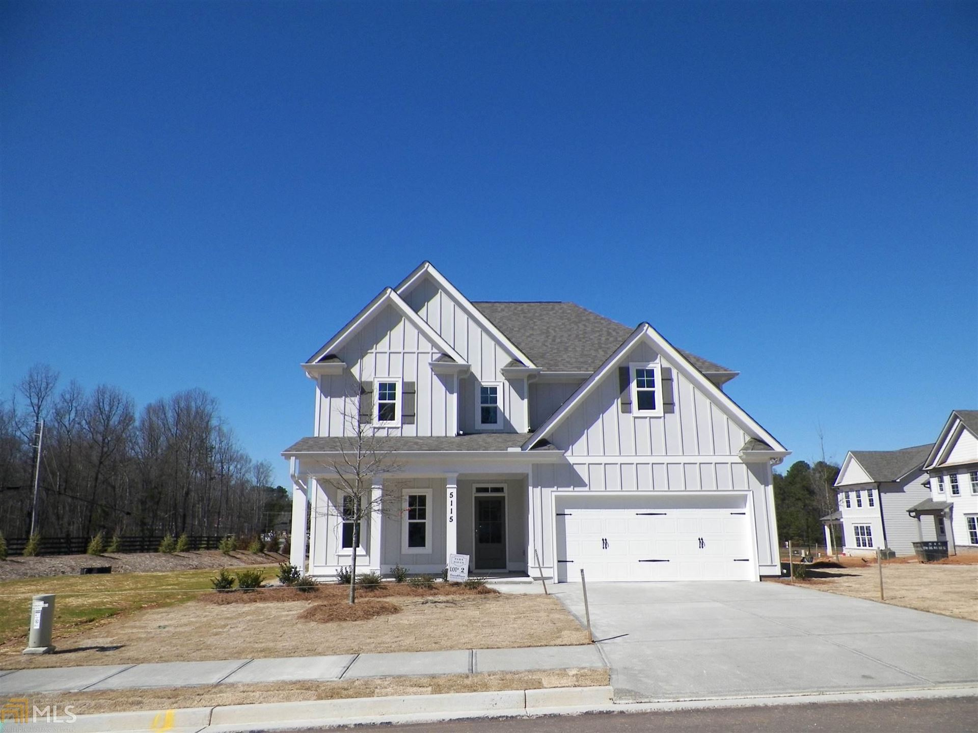 5161 Parkwood Drive, Flowery Branch, GA 30542 - #: 8810352