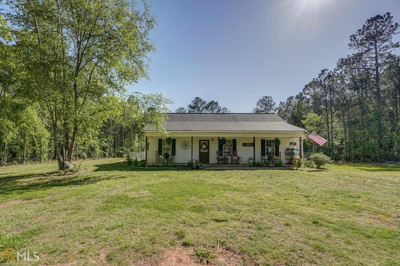 1148 Oconee Forest Rd, Monticello, GA 31064 - MLS#: 8966355