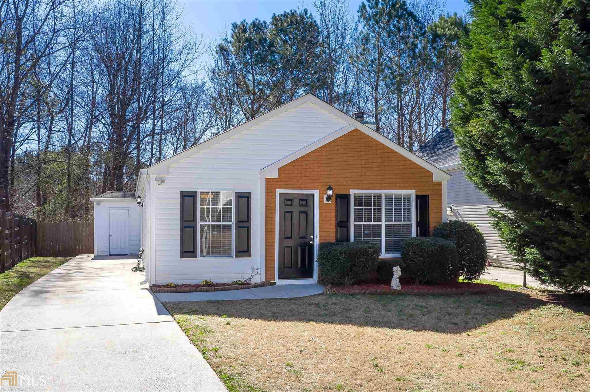 1852 Patterson Park Dr, Lawrenceville, GA 30044 - #: 8938360
