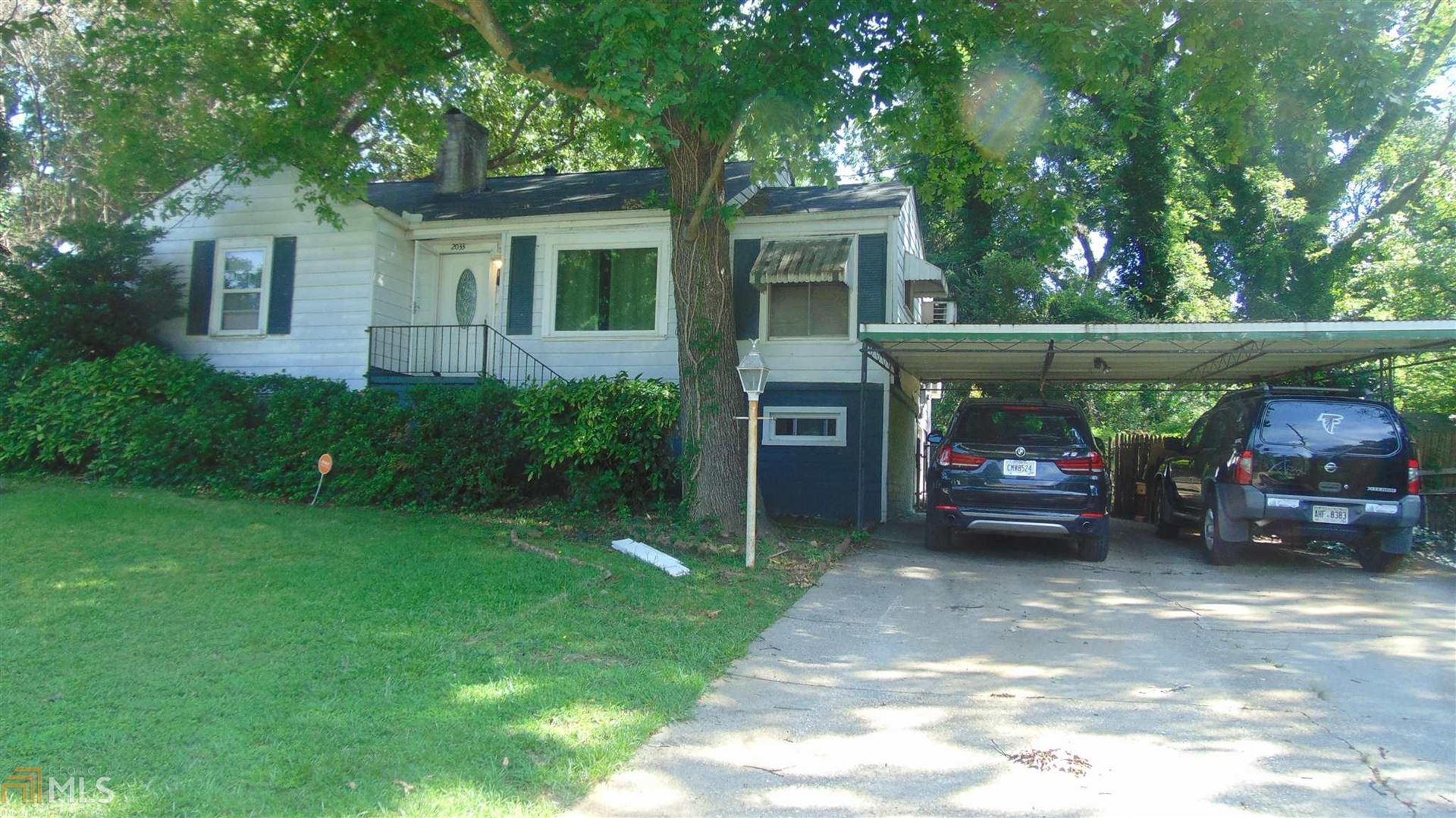 2033 Connally Dr, East Point, GA 30344 - MLS#: 8998370