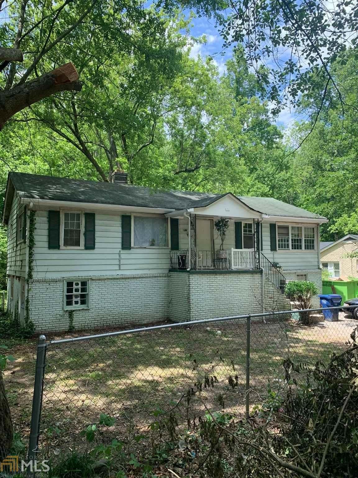 196 Wadley St, Atlanta, GA 30314 - #: 8787377