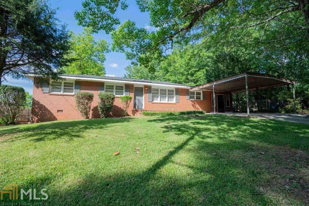 490 Underwood Rd, Milledgeville, GA 31061 - #: 8790381